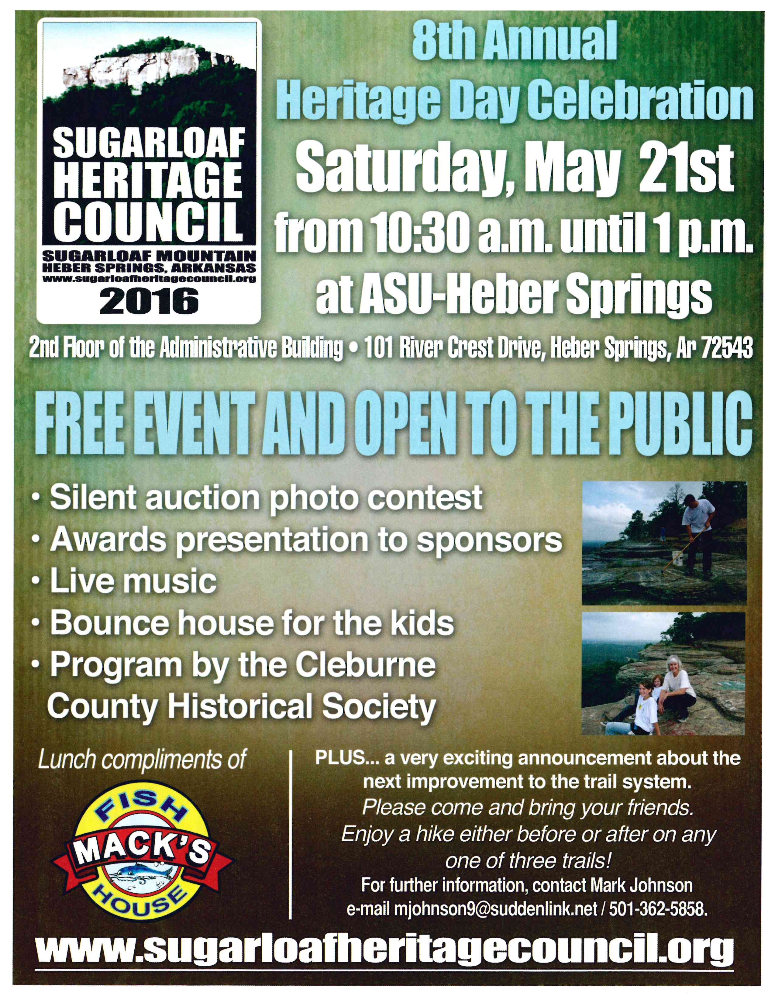 Chamber Events Heber Springs Ar