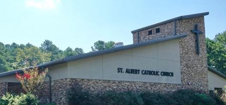 St Albert Catholic Church Polish Dinner