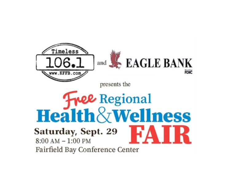 Timeless 106.1 KFFB Regional Health & Wellness Fair